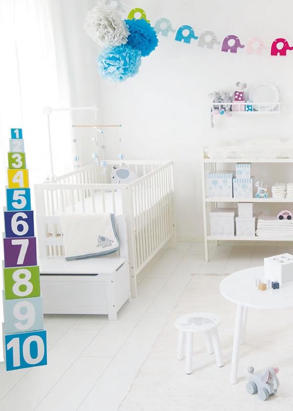 JaBaDaBaDo LED Lichterkette Papierlampen Dekoration Kinderzimmer ...