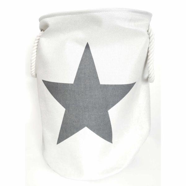 design wäschesammler wäschetruhe wäschesack wäschekorb star sterne