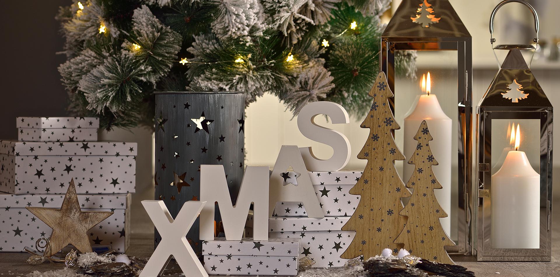 Schnell Und Einfach Lässt Sich Eine Ungezwungene Weihnachtsstimmung  Zaubern: Dezente Accessoires Bringen Ruhe Und Gelassenheit In Die Manchmal  So Hektische ...