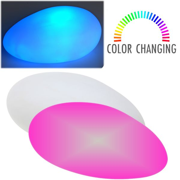 2x LED Wellness-Lampe Set Farbwechsel Badewanne Licht Lampe Leuchte